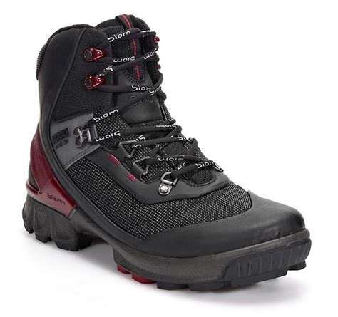 Kickers Trekking Boot Safety Steel Toe Outdoor Adventure biom hike 1 2 sport mens hiking boots ecco usa