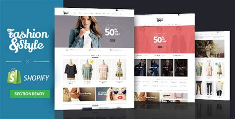 Ap Fashion Store Responsive Shopify Template By Apollotheme Themeforest Shopify Landing Page Template