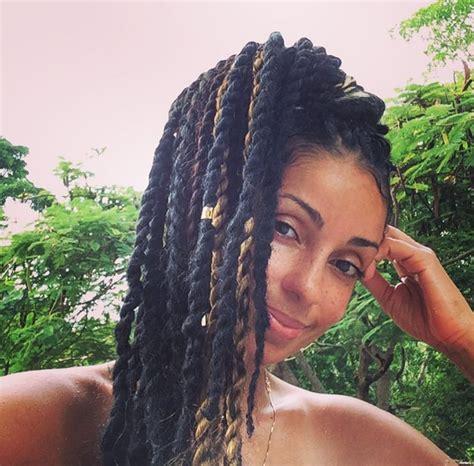 Loving Mya's new do! @myaplanet9   Black Hair Information