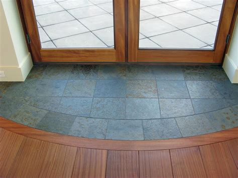 Flooring For Foyer tile flooring options interior design styles and color