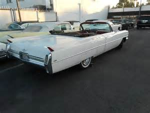 1964 Cadillac Convertible For Sale 1964 Cadillac Convertible For Sale Lookup Beforebuying