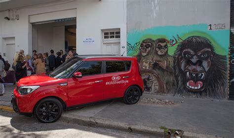 Kia Argentina Con El Soul Kia Argentina Protagoniza El Designers Buenos