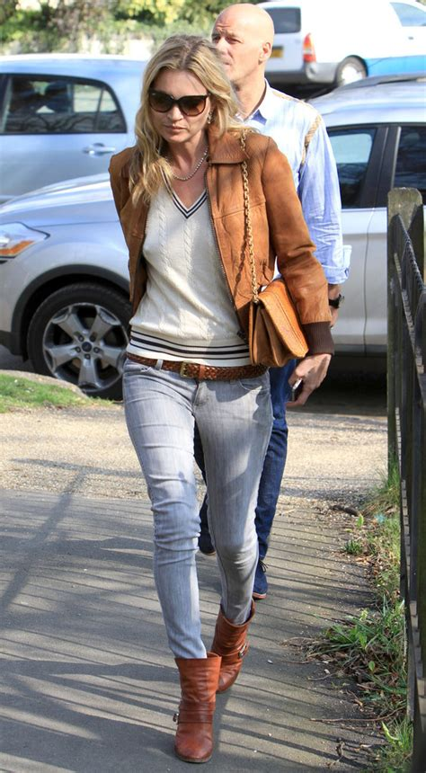 Style Kate Moss Fabsugar Want Need 5 by Kate Moss Steps Out In Zimbio