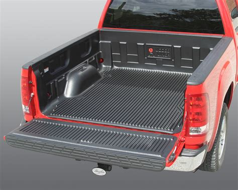 truck bed liners rugged liner c55u07 rugged liner under rail bed liner ebay