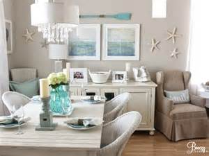 living dining room ideas easy breezy living in an aqua blue cottage bliss
