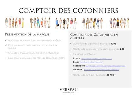 lancement des soldes par la marque comptoir des cotonniers