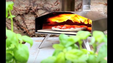 Outdoor Wood Fired Pizza Oven Portable