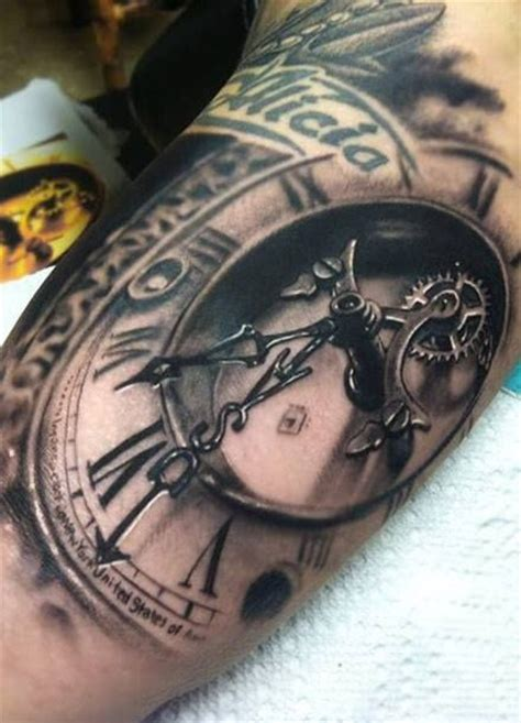 tattoo n 3d 25 best ideas about clock tattoos on pinterest time
