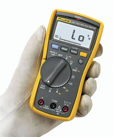 Multitester Fluke 117 fluke 117 electricians multimeter multimeters electrical