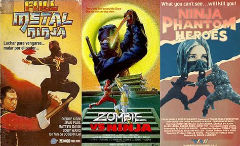golden ninja film get a degree in golden ninja warrior vintage ninja