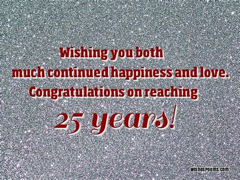 25th Wedding Anniversary Wishes For by 200 Anniversary Wishes Happy Wedding Anniversary Wishes