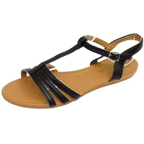 flat comfy shoes black flat comfy sandals flip flop shoes t bar
