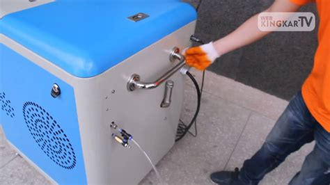hho carbon cleaner    engine carbon cleaning machine youtube