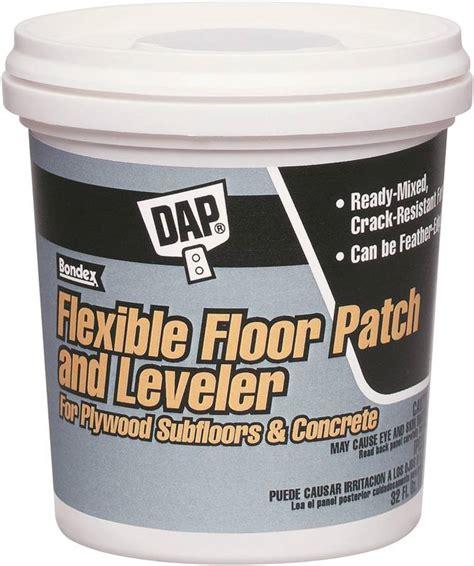 DAP Bondex Flexible Ready to Use Floor Patch and Leveler