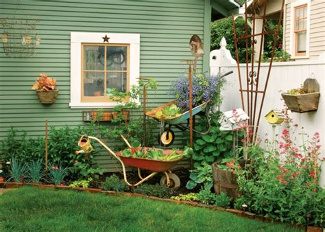 Gartendekoration Ideen 90 gartendeko ideen die f 252 nf schritte zum erfolg fresh