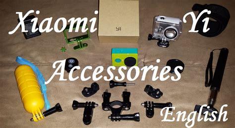 xiaomi yi tutorial english xiaomi yi action camera accessories english kw youtube