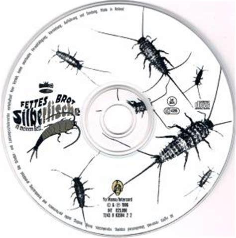 silberfische in meinem bett fettes brot silberfische in meinem bett single cd 1996