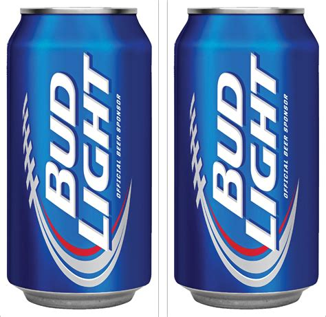 big can of bud light budlight can wrap