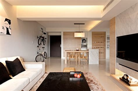 contemporary rooms modern minimalist decor with a homey flow