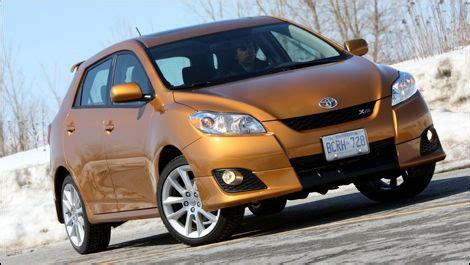 2009 toyota corolla matrix xrs new car reviews 2009 toyota matrix xrs review editor s review car news auto123