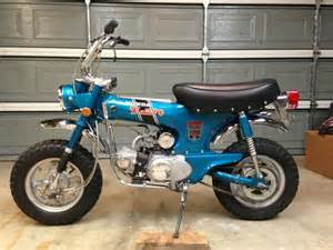 Honda Ct 70 For Sale 1971 Honda Ct70h 4 Speed Ct70 Ct 70 Trail 70 For Sale On