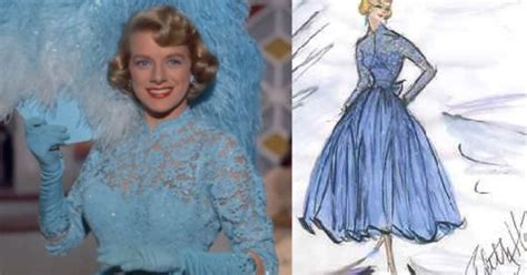 rosemary clooney you done me wrong edith head costumes rosemary clooney edith head costume