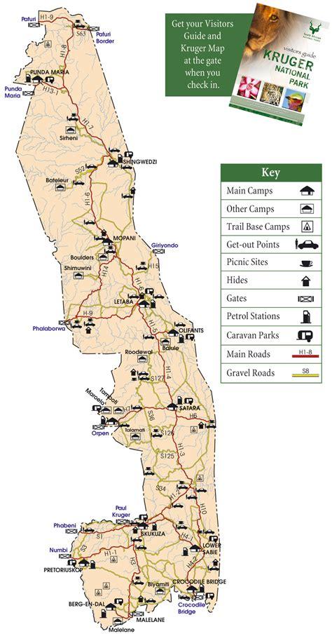 kruger national park map kruger national park shongwe ingwe