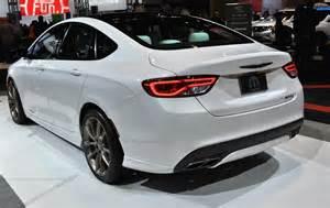 Chrysler 200 Modified The All New Mopar Modified 2015 Chrysler 200