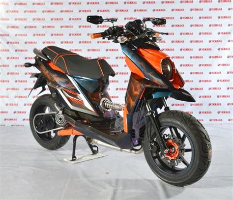 Lu Yamaha X Ride 30 gambar modifikasi yamaha x ride gaya trail cross