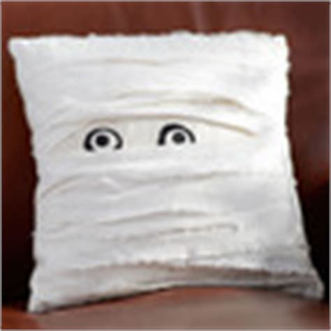 The Mummy Pillow mummy pillows the green
