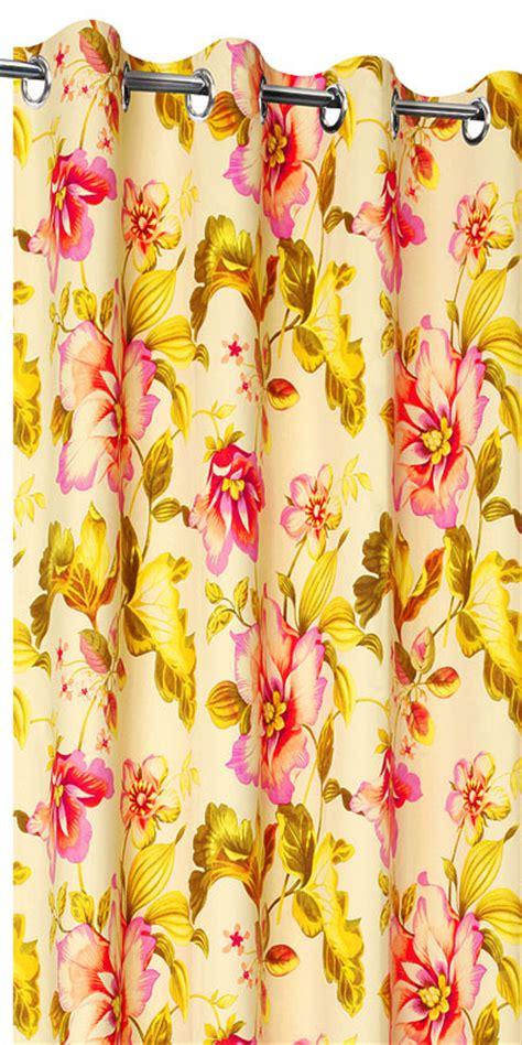 Rideaux A Fleurs by Achat De Rideaux 224 Fleurs Sur Mesure Rideaux Motif Fleur