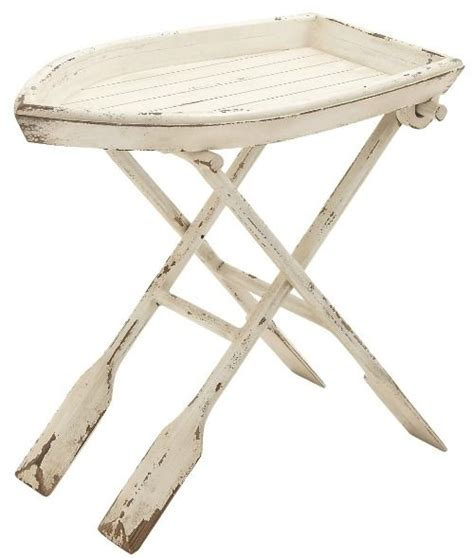Nautical Side Table Nautical Boat Tray Table Http Www Completely Coastal 2016 01 Coastal Nautical Accent