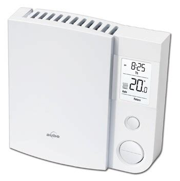 thermostat temperature swing honeywell aube th105plus programmable thermostat 120