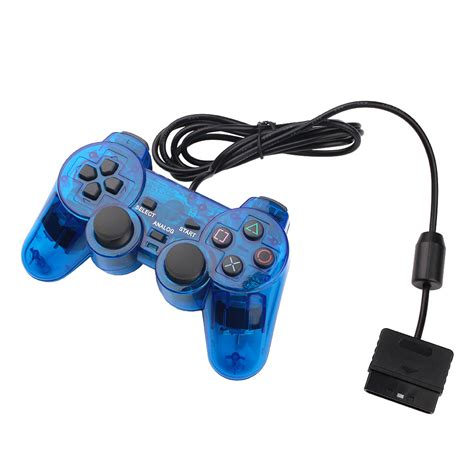 Joystick Usb Sony usb abs shock controller for sony ps2