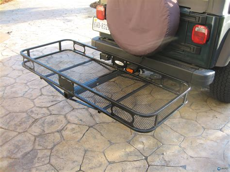 Jeep Hitch Rack Jeep Cargo Carrier