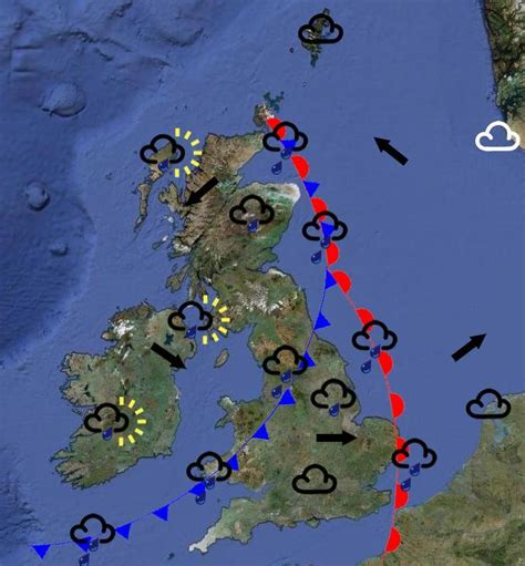 weather map of us right now weather uk