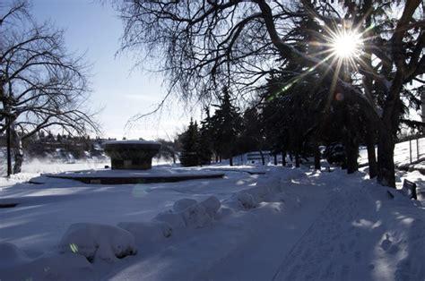 saskatoon saskatchewan in the winter winter in canada