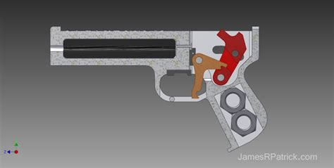 3d gun image 3d home architect the world s first condom powered 3d printed hand gun is