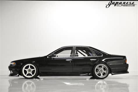 nissan 1986 modified japanese classics 1990 nissan cefiro modified