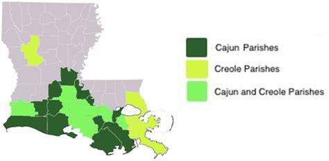 cajun creole population in america