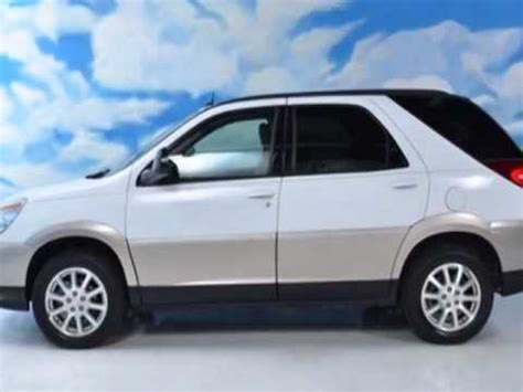 2005 buick suv 2005 buick rendezvous 3rd row tow package suv nashville