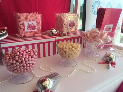 pearl themed events kara s party ideas mattel barbie pearl themed birthday