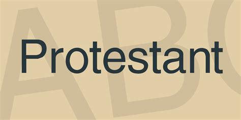 protestant font 183 1001 fonts