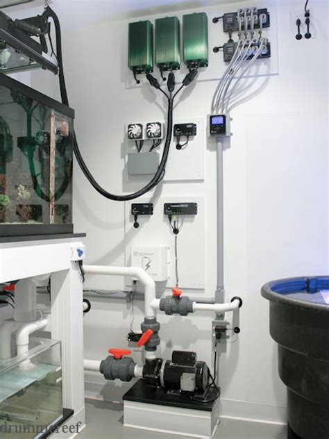 Saltwater Aquarium Plumbing Design by Top 25 Ideas About Aquarium On Saltwater Tank