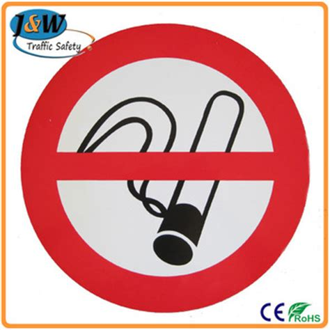 no smoking sign board round road safety sign board no smoking sign buy road