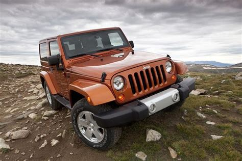 Jeep Wrangler Auto Trader 2011 Jeep Wrangler Used Car Review Autotrader