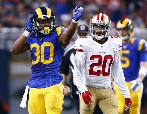 rams and 49ers the rams and 49ers are ready to renew an l a san