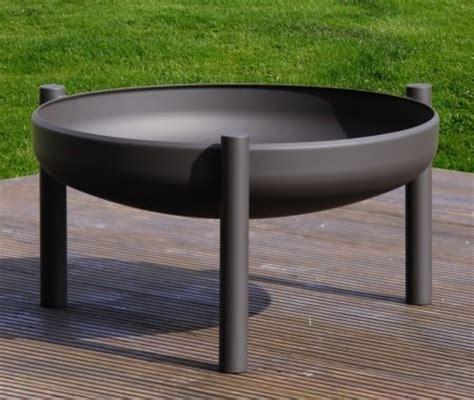 feuerschale 125 cm feuerschale beschichtet schwarz 125 cm ricon grill