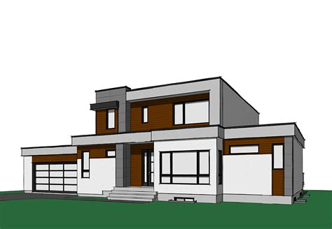 the plan collection modern house plans 4 bedrm 2142 sq ft contemporary house plan 126 1830