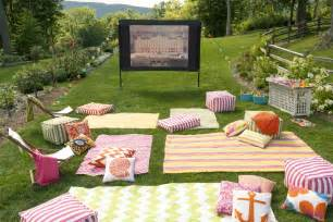 10 tips for hosting an outdoor movie night fresh american